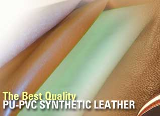 The Best Quality PU-PVC SYNTHETIC LEATHER